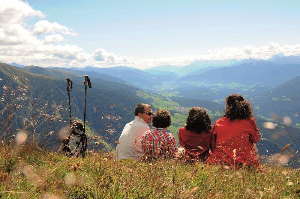 Wandern in der Almenregion Gitschberg Jochtal