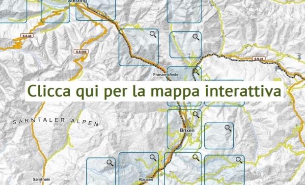 Mappa Interattive Dolorama-Track