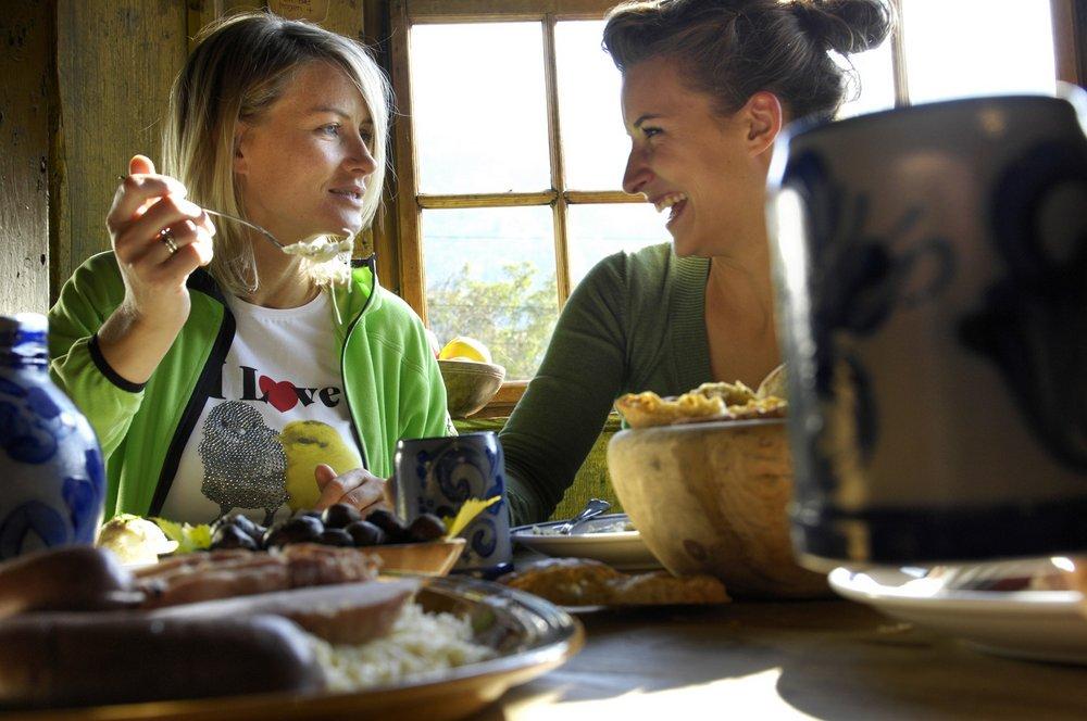 Traditionelle Gerichte aus Südtirol