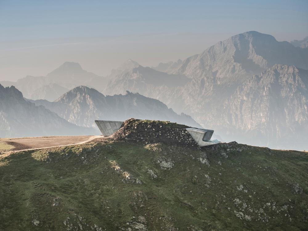 Messner Mountain Museum Corones auf dem Kronplatz