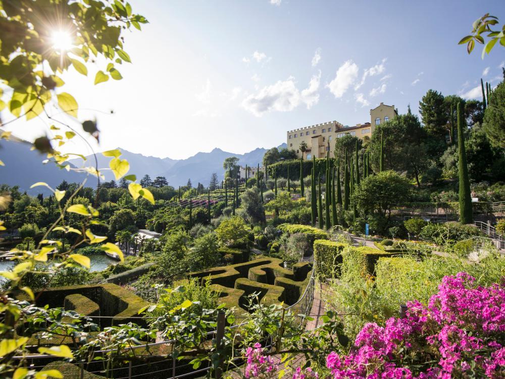 Giardini di Castel Trauttmansdorff e Touriseum