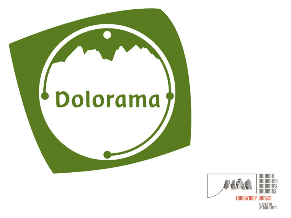 Dolorama - Dolomiti Unesco - Logo
