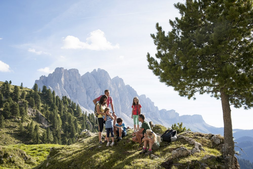 Naturpark Puez-Geisler - Unterwegs im Dolomiten UNESCO Welterbe
