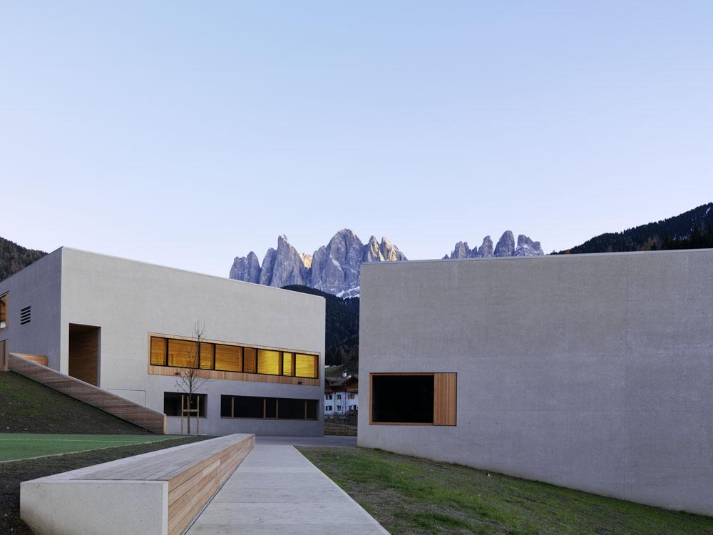 Puez-Geisler Naturparkhaus
